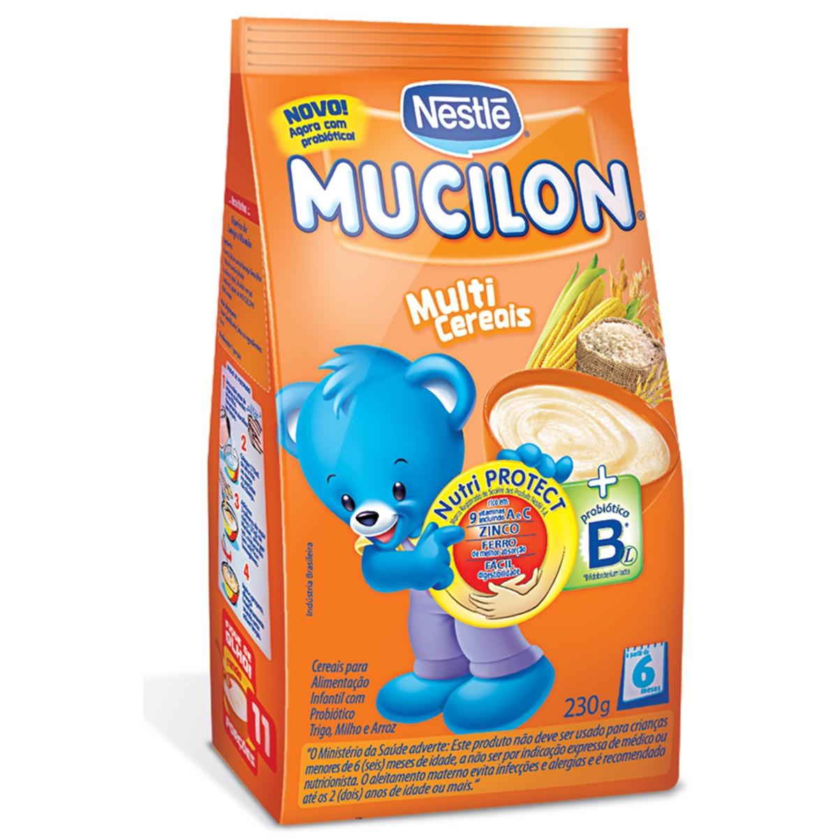 MUCILON BL MULTICEREAIS